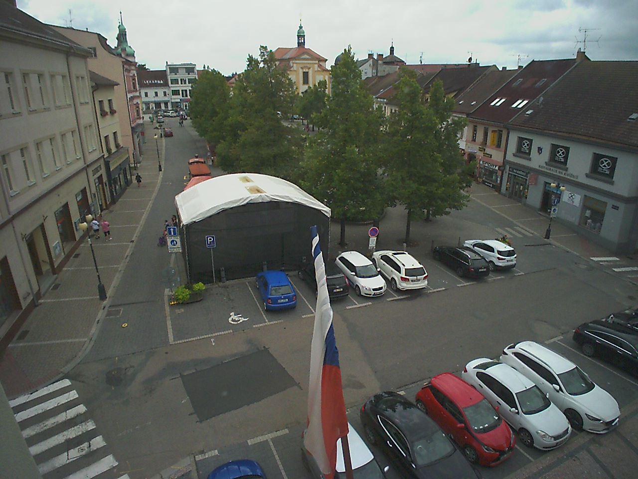 Benesov Live Cam, Czech Republic
