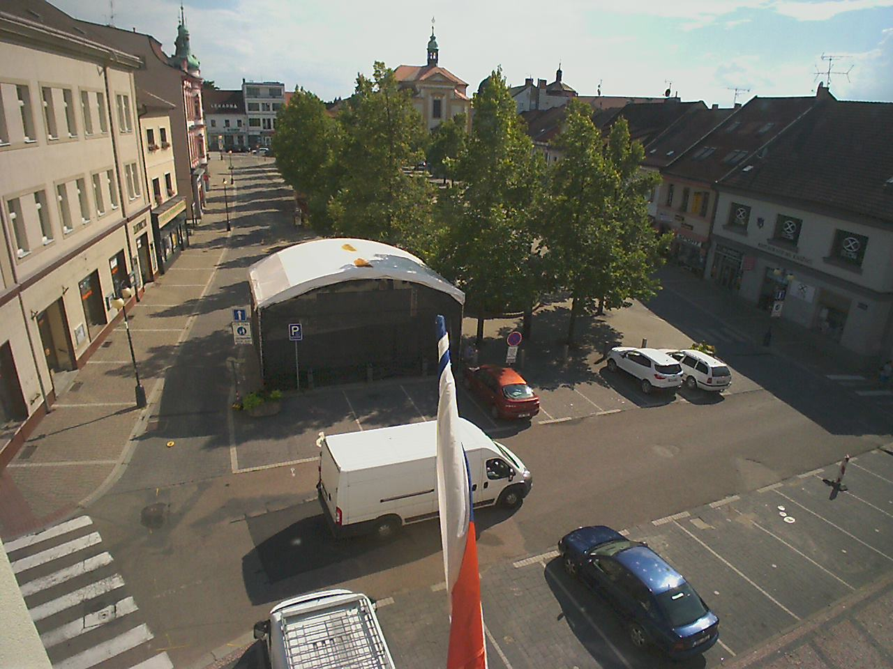 Webcam Benešov